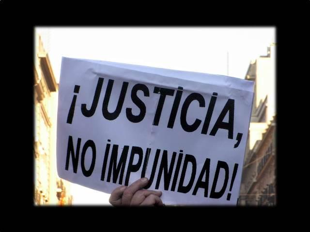 Resultado de imagen de impunidad definicion