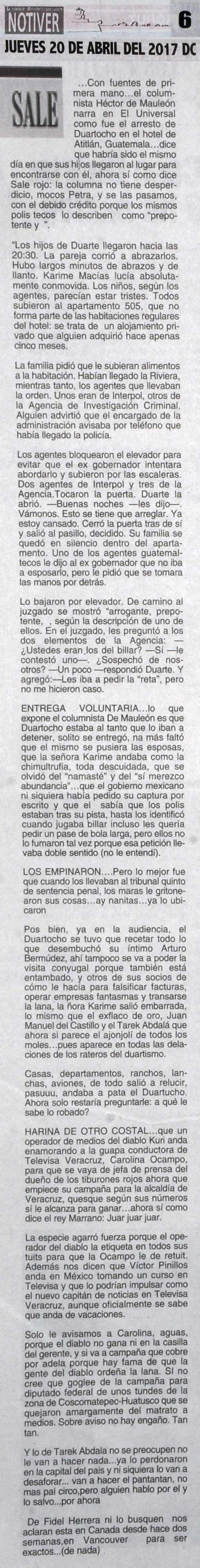 Noticias Rese As Y Reportajes Expreso De Tuxpan Part 66 # Muebles Nanitas Cordoba