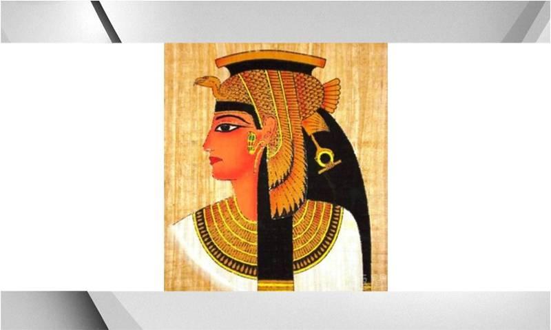 Cleopatra y el cannabis