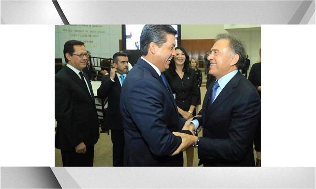 Con Tamaulipas nos une no sólo una frontera en común, sino también objetivos compartidos como el de impulsar el desarrollo energético y mejorar la seguridad en la zona: Gobernador Yunes