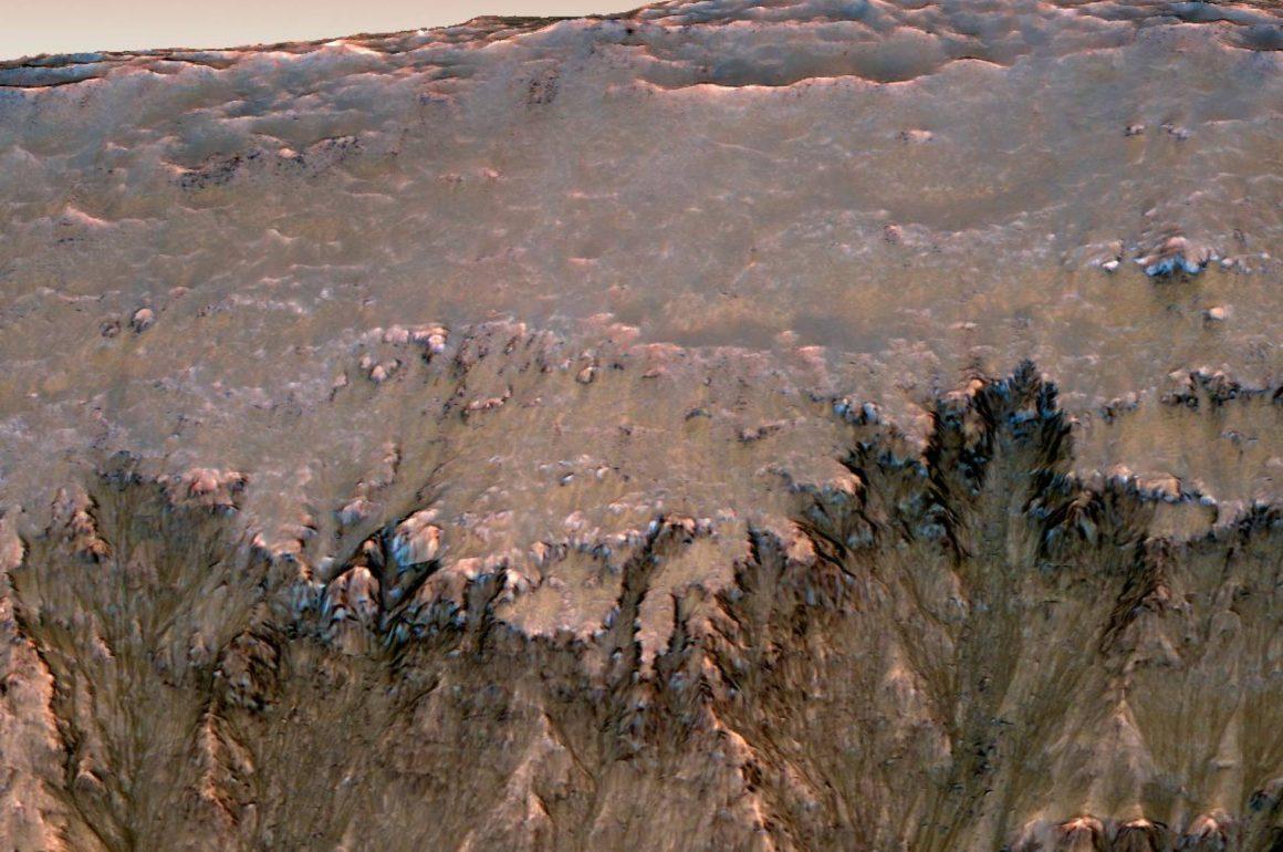 Los marcianos si existen
