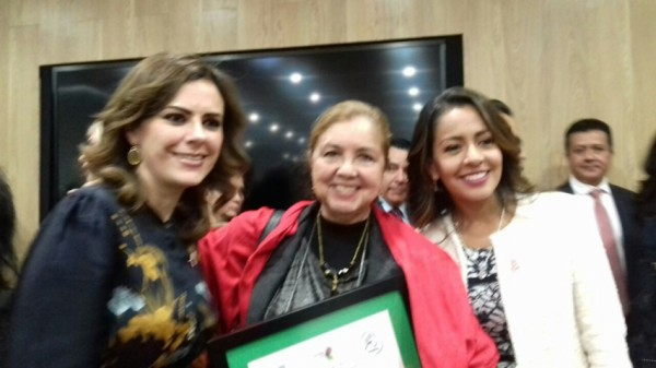 Zayda Lladó Castillo y Jorge Landa irán en fórmula por el PRI de Veracruz