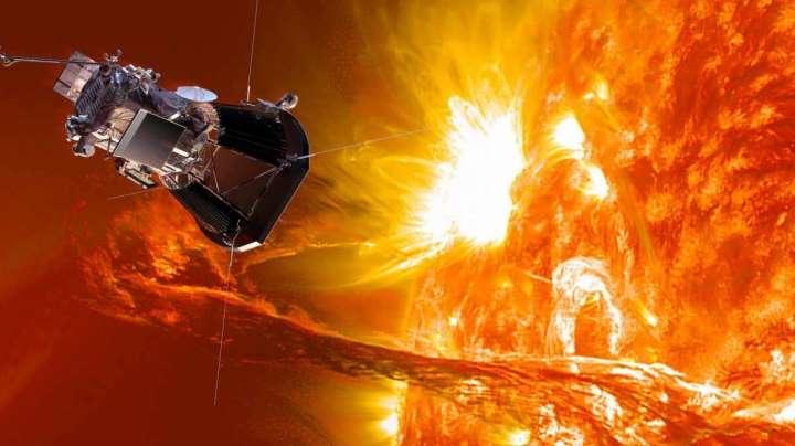 """""""Sonda solar Parker"""" Los investigadores presentan los primeros datos del viaje al sol"""